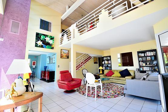 Maison d'architecte sur sous-sol avec terrain constructible de 1809m² - photo 3