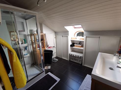 Maison à SALES sur 1000 m² de terrain avec piscine - photo 2