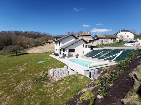 Maison 145m² à Marcellaz-Albanais récente - photo 1