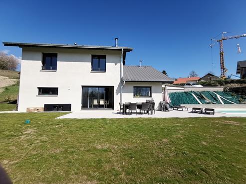 Maison 145m² à Marcellaz-Albanais récente - photo 3