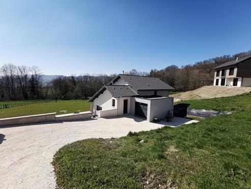 Maison 145m² à Marcellaz-Albanais récente - photo 4