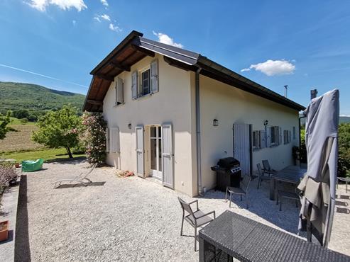 Maison de quiétude de 155m² sur 2700m² de terrain piscinable - photo 7