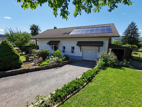 Maison à SALES sur 1000 m² de terrain avec piscine - photo 6