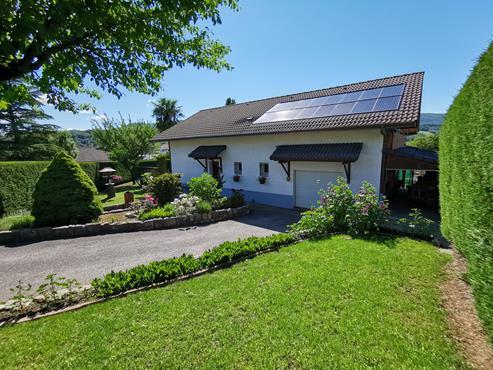 Maison à SALES sur 1000 m² de terrain avec piscine - photo 7
