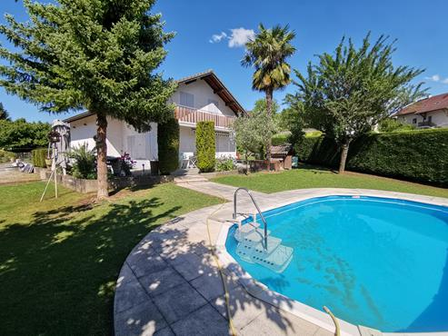 Maison à SALES sur 1000 m² de terrain avec piscine - photo 8