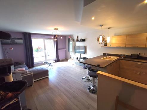 Appartement T3 rénové à proximité des commodités - photo 3