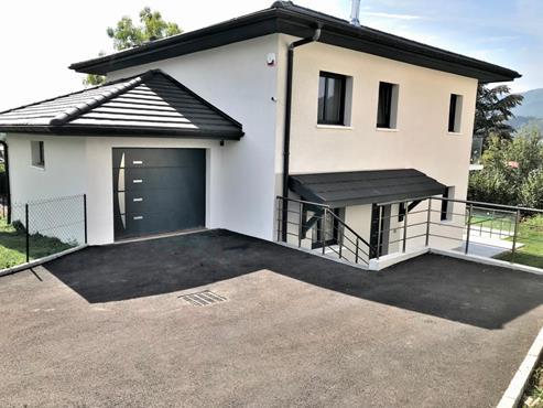 Maison à étage de 124 m² avec chambre et SDD au RDC - photo 8