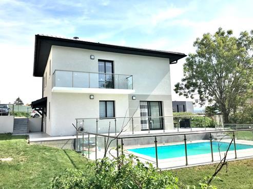 Maison à étage de 124 m² avec chambre et SDD au RDC - photo 1